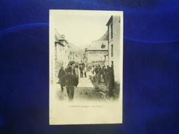 1905 CAMFRANC A LA ADUANA   BON ETAT - Huesca