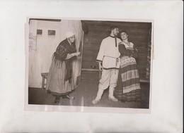 ENGLISHMEN NO ENGLISH TOLSTOY'S POWER OF DARKNESS RUSSIA 20*15CM Fonds Victor FORBIN 1864-1947 - Fotos