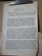 MONDOSORPRESA, (MT2) LETTERA, SCRITTO PARTITO NAZIONAL FASCISTA, ATTIVITA REPUBBLICA FASCISTA - Documents