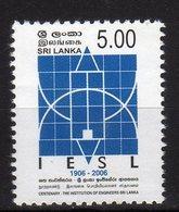 Sri Lanka Stamps 2006, IESL, The Institution Of Engineers, MNH - Sri Lanka (Ceylon) (1948-...)