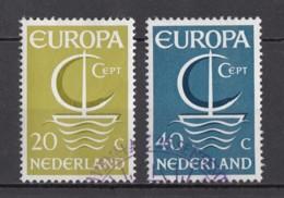 Niederlande Netherlands 1966 / MiNr. 864-865 O Used / Europa CEPT - Europa-CEPT