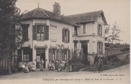 Sorques Par Montigny Sur Loing Hôtel Du Pont De La Gravine - France