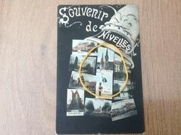 Nivelles Souvenir Colorée 1907 - Nivelles