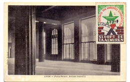 PK - Carte En Esperanto - Canada Ontario - Lyon Foira Palaco -  Verstuurd Naar Oostende - Esperanto