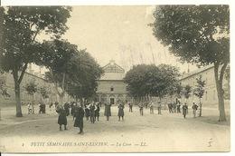 60 - BEAUVAIS / PETIT SEMINAIRE SAINT LUCIEN - LA COUR - Beauvais
