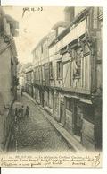 60 - BEAUVAIS / LA MAISON DU CARDINAL CAUCHON - Beauvais