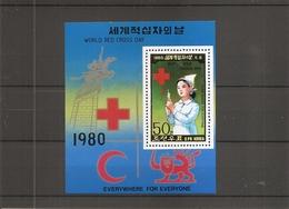 Corée Du Nord - Croix-Rouge ( BF 71 XXX -MNH) - Corée Du Nord
