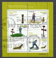 España. 2008.  Juegos Tradicionales. - 2001-10 Usados