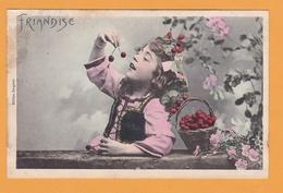 CPA – FRIANDISE – Les Cerises - 1900-1949