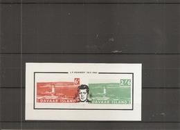 Kennedy - Phares ( BF Privé Non Dentelé XXX -MNH- De Davaar Island De 1963 ) - Kennedy (John F.)