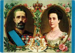 CPM Gustaf V Och Hans Drottnin Victoria Swedish Royalty (870816) - Familles Royales