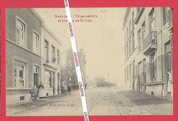 LIEGE-COINTE  - Avenue De L'observatoire Et Plateau De Cointe - Café Vergoethem - Liege