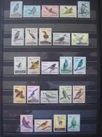 ANGOLA 1951 BIRDS SET MNH** COT.598 EUR Nr 328-351 COMPLETE SET - Angola