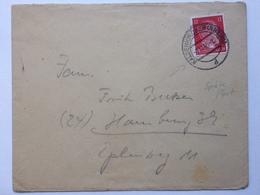 GERMANY 1945 Cover Kaldenkirchen  - Späte Post - Late Post - Briefe U. Dokumente