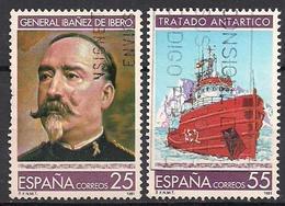 Spanien (1991)  Mi.Nr.  3023 + 3024  Gest. / Used  (11ff41) - 1931-Heute: 2. Rep. - ... Juan Carlos I