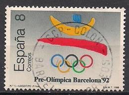Spanien (1988)  Mi.Nr.  2844  Gest. / Used  (11ff32) - 1931-Heute: 2. Rep. - ... Juan Carlos I