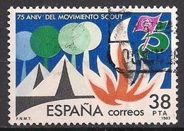 Spanien (1983)  Mi.Nr.  2599  Gest. / Used  (11ff33) - 1931-Heute: 2. Rep. - ... Juan Carlos I