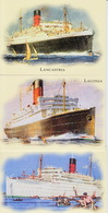 15 Cunard Ocean Liner  Postcards  Queen Elizabeth Etc Unused FREE UK P+P - Altri