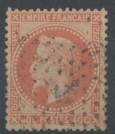 Lot N°49913  N°31, Oblit Losange ANCRE - 1863-1870 Napoleon III With Laurels