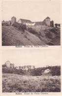 Carte Double Vues De Balâtre Ferme Du Vieux Château - Jemeppe-sur-Sambre