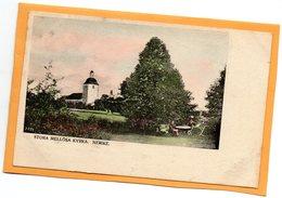 Nerike Narke Sweden 1907 Postcard - Sweden