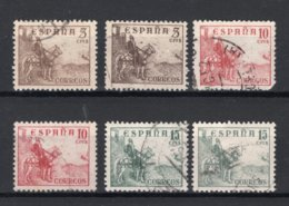 SPANJE Yt. 785/787° Gestempeld 1949 - 1931-Hoy: 2ª República - ... Juan Carlos I