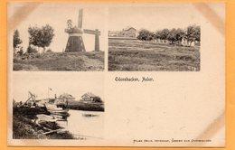 Odensbacken Sweden 1900 Postcard - Sweden