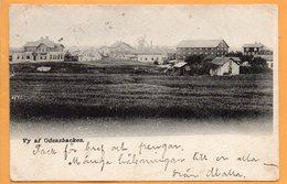 Odensbacken Sweden 1903 Postcard - Sweden