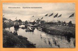 Odensbacken Sweden 1908 Postcard - Sweden