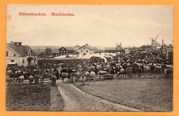 Odensbacken Sweden 1911 Postcard - Sweden