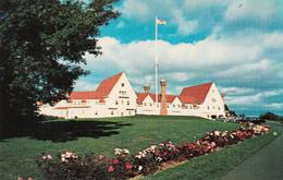 Cape Breton Highlands - Nova Scotia Canada - Keltic Lodge Hotel Resort - Unused - 2 Scans - Cape Breton