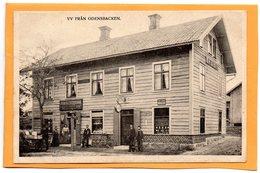 Odensbacken Sweden 1908 Postcard - Zweden