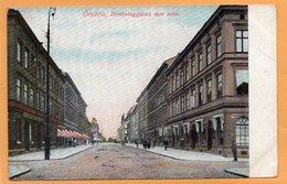Orebro Sweden 1906 Postcard - Sweden