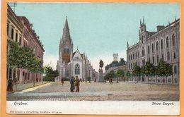 Orebro Sweden 1905 Postcard - Sweden