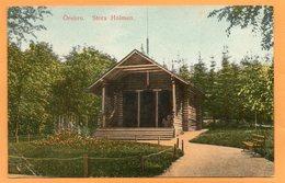 Orebro Sweden 1908 Postcard - Sweden