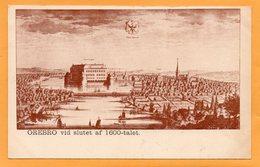 Orebro Sweden 1900 Postcard - Sweden