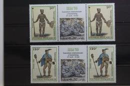 Französisch-Polynesien 784-785 ** Postfrisch #TA623 - Französisch-Polynesien
