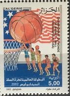 Algerie Argelia Basketball 2002 - Basket-ball