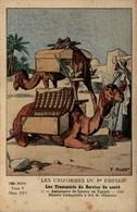 Les Uniformes Du 1er Empire - Les Transports Du Services De Santé - Ambulance De Larrey En Egypte 1798 - En L'état - Uniforms