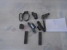 Lot De Piéces Mauser - Decorative Weapons