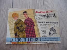 CPA Pub Publicité La Redoute à Roubaix Nord - Publicité