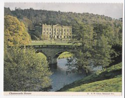AK92 Chatsworth House - Derbyshire