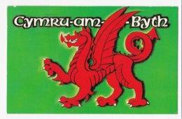 AK92 Welsh Dragon - Wales