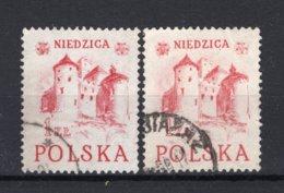 POLEN Yt. 674° Gestempeld 1952 - Oblitérés