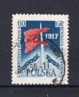 POLEN Yt. 914° Gestempeld 1957 - Oblitérés