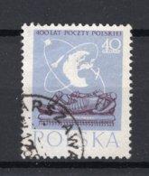 POLEN Yt. 921A° Gestempeld 1958 - Oblitérés