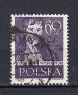 POLEN Yt. 947° Gestempeld 1958 - Oblitérés