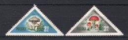 POLEN Yt. 964/965 MH* 1959 - Oblitérés
