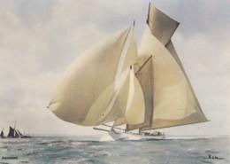 AN99 Shipping - Sailing Ship Susanne - Sailing Vessels