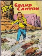 TEX GRAND CANYON LIBRO FUMETTI AUTENTICO 100% - Tex